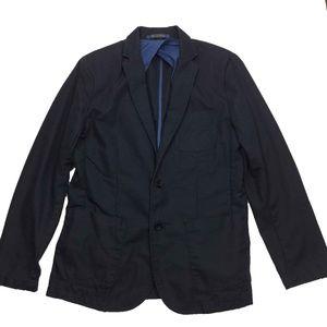 Gap Navy Blue Blazer Sport Coat Jacket Size M